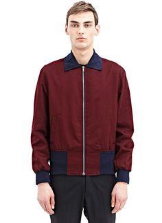 Raf Simons Printed Bomber Jacket