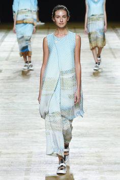 Issey Miyake Spring/Summer 2018 Ready To Wear   British Vogue