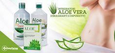 🌱 Pharmalife - Aloe per tutti i gusti - Integratori Dimagranti e Depurativi 🌱 http://www.easyfarma.it/filterSearch?q=pharmalife%20aloe