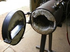Kickass gas forge    propane forge - WeldingWeb™ - Welding forum for pros and enthusiasts