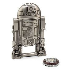 Star Wars R2D2 Stainless Steel Action Figure Bottle Opener
