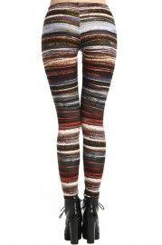 Romwe Leggings: Leggings Pants, Fashion Leggings and Fashion Styles at ROMWE #Romwe