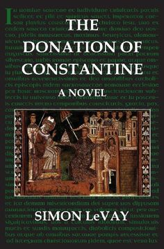 The Donation of Constantine: A Novel by Simon LeVay,http://www.amazon.com/dp/147013215X/ref=cm_sw_r_pi_dp_mi2wsb1A9B7HXFCR