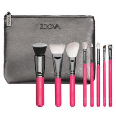The Best Budget Makeup Brushes - And They're Pink! - Sharon The Makeup Artist