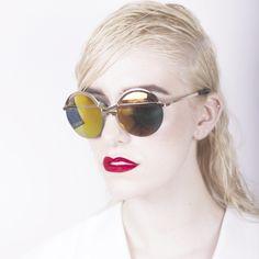 Atsu Sunglasses http://shop.nylon.com/collections/whats-new/products/atsu-sunglasses-1 #NYLONshop