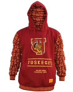 Tuskegee University hoodie - CHB