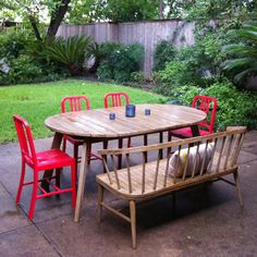 Erica's Dexter Collection Outdoor Furniture
