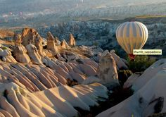 One of my dreams....  Capadocia