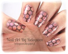 Nail Art by Belegwen: China Glaze BFF & Color Club Revvvolution