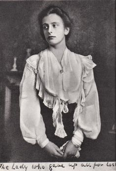 Young Princess Louise of Battenberg. Future queen consort of Sweden.