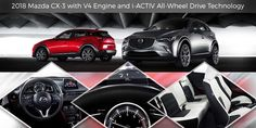 The all-new #Mazda CX-3 is a perfect vehicle that delivers reliable performance regardless of the driving conditions. #UAE