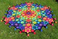 Jewelled Star Pattern, Jo Smith