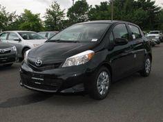 2014 Toyota Yaris 5-DoorSE SE 4dr Hatchback 4A Hatchback 4 Doors Black Sand Pearl for sale in Leesburg, VA Source: http://www.usedcarsgroup.com/used-toyota-for-sale-in-leesburg-va