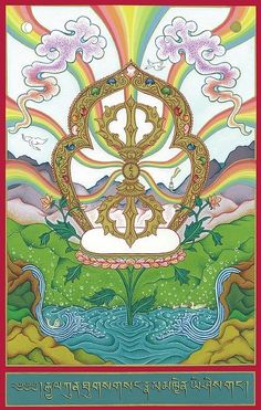 Double Dorje (via buddhabe)