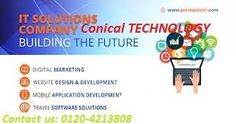 Conical technology Pvt ltd is a best software development company  Conical technology is provideing her best services: Website development company , Php development company , Android Development company , Digital Marketing Company , SEO Company , Python Development Company , php Training Company , android Training Company , SEO Training Company , Digital Marketing Training Company , Python Cubic Web development Company