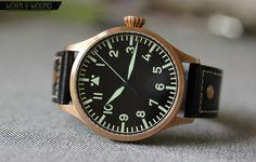 ARCHIMEDE Pilot 42 Bronze