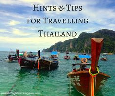 Travel cheaper and easier with these hints & tips for travelling Thailand Thailand Vacation, Thailand Honeymoon, Thailand Travel Tips, Vietnam Tours, Vietnam Travel, Asia Travel, Thailand Adventure, Koh Tao, Future Travel