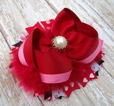Valentines bow.