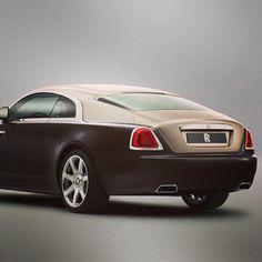 Luxurious Rolls Royce! Name it!