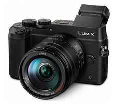 Panasonic Lumix DMC-GX8 Professional Long Life Multi-LED Dimmable Video Light