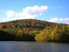 The Ramapo Mountains, Ramsey, NJ.