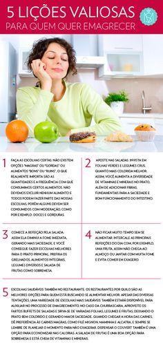 Nutricionista ensina 5 dicas para manter o foco na dieta e obter resultados duradouros. Vem ver!