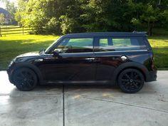 My Black 2010 MINI Cooper Clubman S