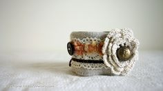 {Handmade Jewelry} Fabric Bracelets