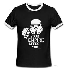 Fashion Star Wars t Shirt Design Round Neck Ringer Short Sleeve Mens Cool T shirt Brand Boy Tee shirt  European Style-in T-Shirts from Men's Clothing & Accessories on Aliexpress.com | Alibaba Group