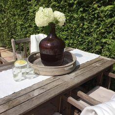 50 vind-ik-leuks, 2 reacties - ▫️M A A I K E ▫️ (@maaike_jans) op Instagram: 'Vanmorgen lekker gesport, nu heerlijk genieten van de zon!☀️ Fijne middag!🙋🏼 #sunshine #garden…'