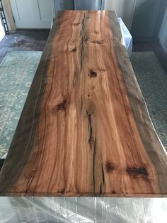 Red elm slab is beautiful http://ift.tt/2ge8p2b