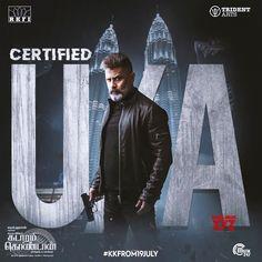 Kadaram Kondan Movie Censored And Certified UA - Social News XYZ #KadaramKondan is U/A certified