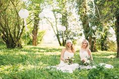 Boho Blossom Summer Wedding Ideas http://www.catlaneweddings.com/