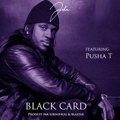 """Joke featuring Pusha T """"Black Card"""" produced by Leknifrug & Blastar on www.TNEPromo.com"""
