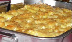 Kroatischer Kartoffelauflauf