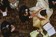 Middleton Lodge Wedding Photography by York Place Studios #middletonlodge #ceremony #northyorkshire