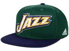 Utah Jazz adidas NBA 2015-2016 Courtside Cap