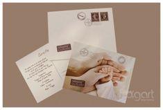 Προσκλητήριο Γάμου - Βάπτισης Χεράκια Postcard (FR�W253) Προσκλητήριο Γάμου - Βάπτισης Χεράκια PostcardΦάκελος εκρού ματ με εκτύπωση 250gr 20 x 1...