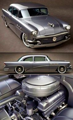 """The very popular Camrao A favorite for car collectors. The Muscle Car History Back in the and the American car manufacturers diversified their automobile lines with high performance vehicles which came to be known as """"Muscle Cars. Sexy Cars, Hot Cars, Vintage Cars, Antique Cars, 1956 Buick, Auto Retro, Retro Cars, Old School Cars, American Muscle Cars"""