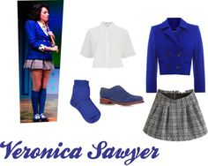 Veronica Sawyer outfit