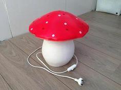 Mushroom lamp Heico - Children   Furnishing and Decoration
