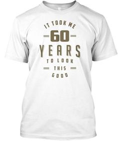 60th Birthday | Gifts T-shirts
