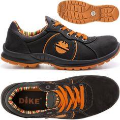 Zapato seguridad DIKE AGILITY ADVANCE S3 Negro