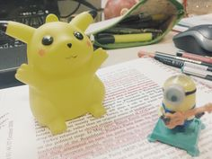 April 11, 2017. I spent this day working out, sleeping and reading some articles for my upcoming midterm for Turkish Foreign Policy. Ughh, it is really hard guys. Even Pikachu cannot handle it....