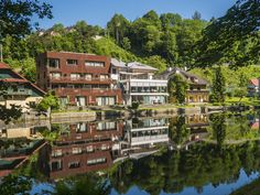 Hotel Mühltalhof in Neufelden Wellness, Mansions, House Styles, Home Decor, Double Room, Vacation, Health, Decoration Home, Manor Houses