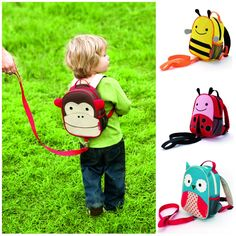 Mochila infantil y arnés de seguridad a la vez! De 1 a 4 años.Disponible en petittandem.com 24 € con DTO. para #gemelos