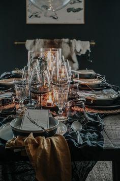 Svenngården Table Setting Inspiration, Vintage Shop, Industrial Design, Table Settings, Table Decorations, Interior, Cabin, Furniture, Instagram