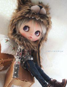 Custom Dolls, Kawaii Fashion, Doll Face, Blythe Dolls, Beautiful Dolls, Little Girls, Animation, Disney Princess, Disney Characters