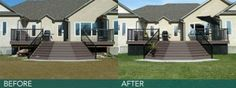 This client was beyond impressed with the deck skirting, it gave their home a classic, refined look.