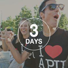 Tres dias mas! http://www.apu.edu/cp/countdown/ #iHeartAPU